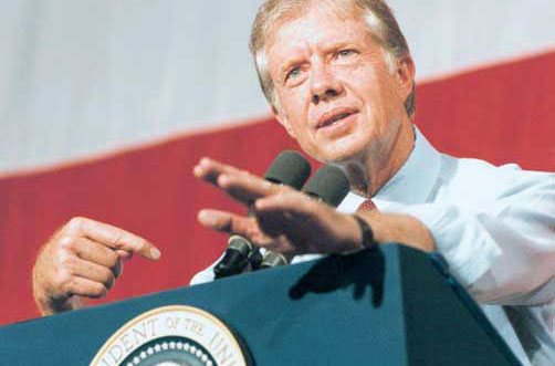 Jimmy Carter press conference