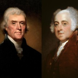Episode 049 Jefferson and Adams: Founders, Foes, and Friends